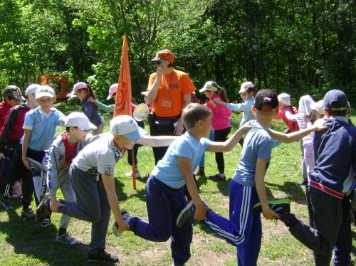Выпускной для детей Уфа необычный на природе с активными играми оригинальный не стандартный