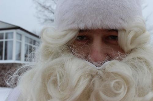 Новая программа на основе Веревочного курса - Академия Деда Мороза и Снегурочки
