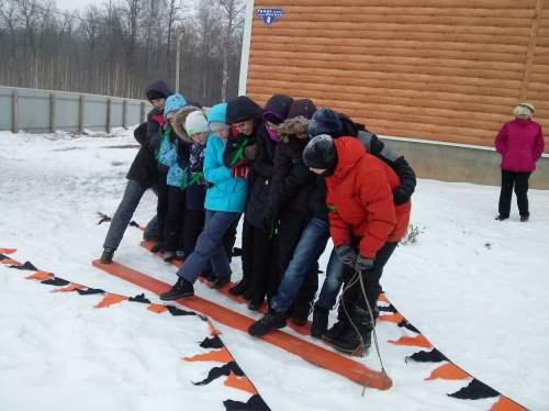 Игра-тренинг для школьников, для повышения сплочения и улучшения коммуникаций