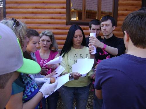 Диагностика работы команды и навыки решения сложных командных задач