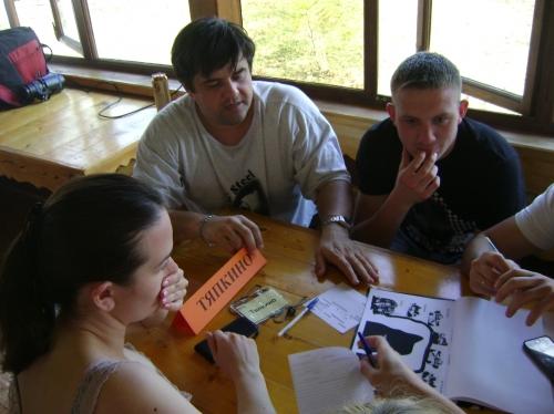 Диагностика работы команды и навыки решения сложных командных задач в г. Уфа (Башкортостан)