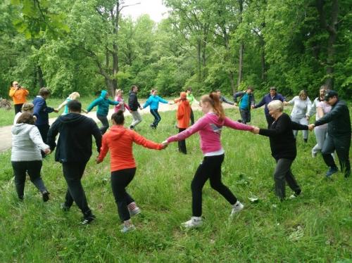 Тимбилдинг, командообразование, teambuilding