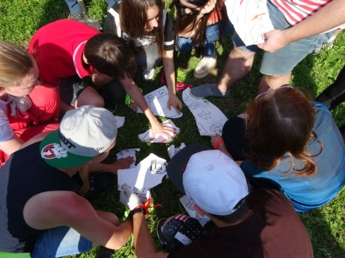 Тимбилдинг для детей-старшеклассников в г. Уфа